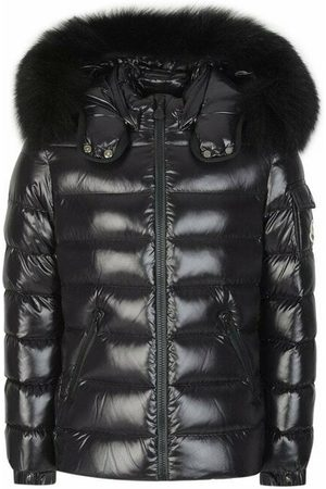 Moncler Jente Vinterjakker - Bady FUR Jacket