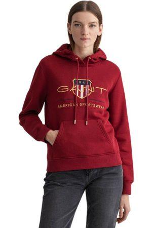 GANT Dame Hettegensere - Archive Shield Sweat Hoodie