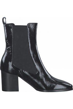 tamaris Dame Skoletter - Lakk Patent Bn 651 Skoletter boots