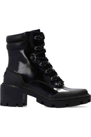 Tory Burch Lug-Sole Hiker heeled ankle boots