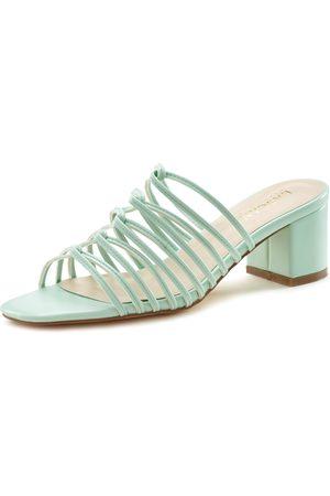 Lascana Dame Høyhælte sandaler - Pantoletter