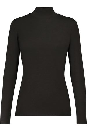The Row Dembe Tencel® and cashmere-blend sweater
