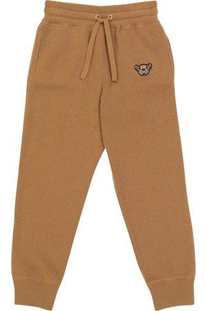 Burberry Jente Joggebukser - Thomas Bear cashmere-blend sweatpants