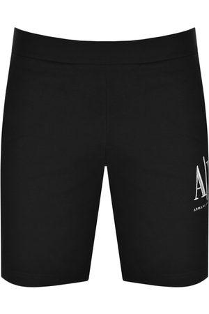 Armani Jersey Bermuda Shorts