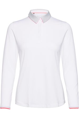 Under Armour Ua Zinger Long Sleeve Polo T-shirts & Tops Long-sleeved