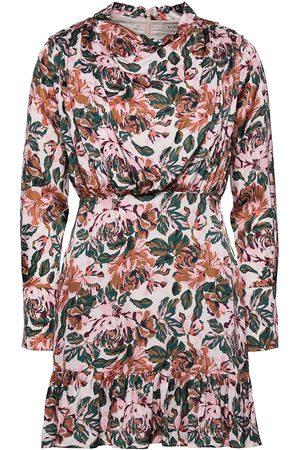 By Malina Dame Mønstrede kjoler - Lively Dress Kort Kjole Multi/mønstret