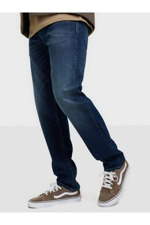 NEUW Herre Straight - Ray Straight New Order Jeans Blue