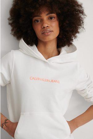 Calvin Klein Økologisk Hettegenser