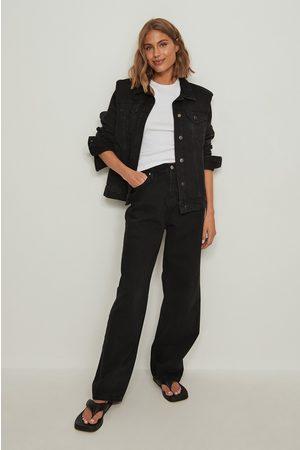 Calvin Klein Dame High waist - High Rise Relaxed Jeans