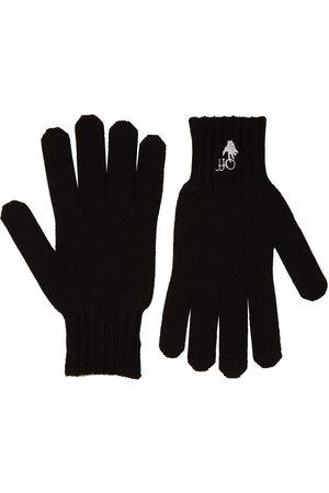 OFF-WHITE Herre Hansker - Hand Off Embroidered Wool Gloves