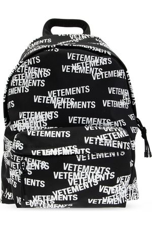 Vetements Backpack with logo