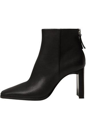 MANGO Ankle Boots 'Valen