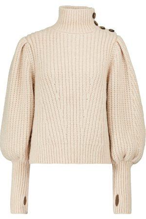 ULLA JOHNSON Alana alpaca-blend sweater