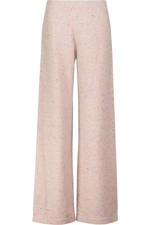 Loro Piana Pontaccio baby cashmere pants