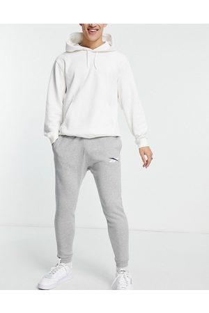 Reebok Herre Joggebukser - Core logo joggers in grey