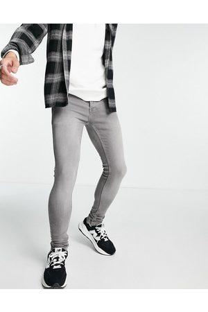 French Connection Herre Skinny - Slim jeans in dark grey