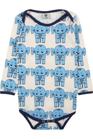 Småfolk Sparkebukser/body 'Elephant