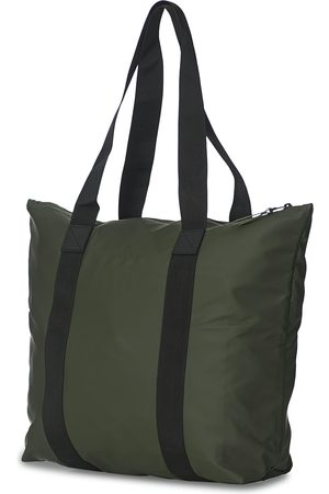 RAINS Herre Tote bags - Tote Bag Rush Green