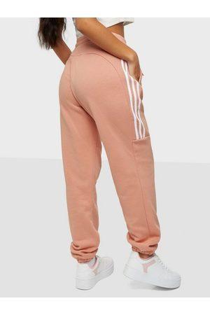 adidas Dame Joggebukser - Sweatpant W Peach