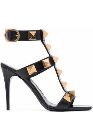 Valentino Garavani Dame Høyhælte sandaler - Roman Stud high-heel sandals
