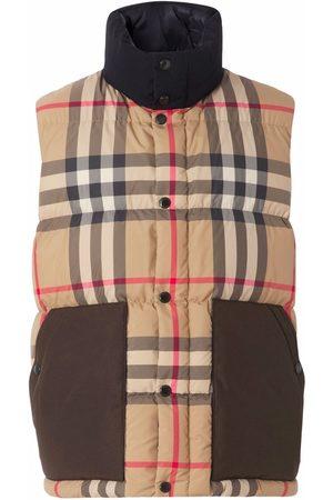 Burberry Herre Vester - Vintage Check padded gilet