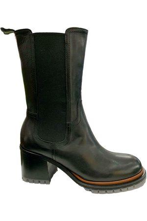 Laura Bellariva Dame Skoletter - Ankle Boots