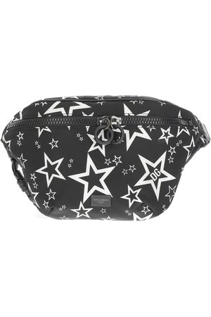 Dolce & Gabbana Pouch finished in all-over star print
