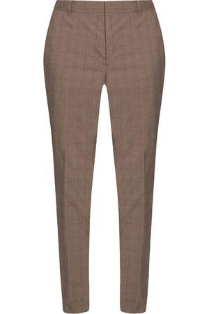 AllSaints Troy pleat-front trousers
