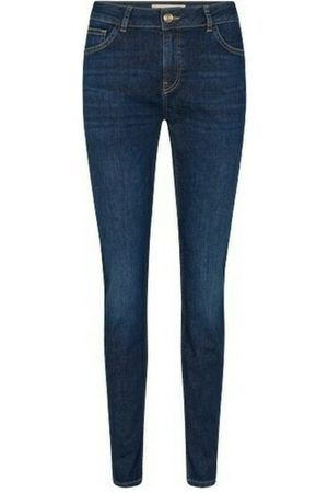 MOS MOSH Dame Skinny - Regina Cover Jeans