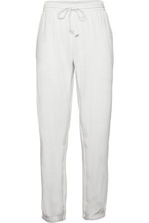 adidas Originals R.Y.V. Cuffed Sweat Pants Joggebukser Pysjbukser Hvit