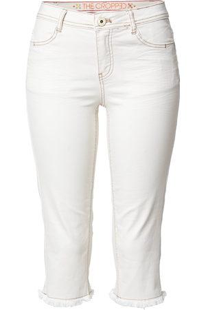 TAIFUN Dame Jeans - Jeans