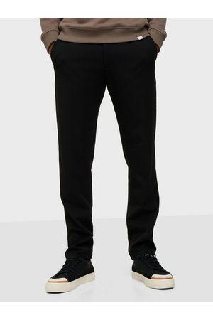 Les Deux Como Reg Suit Pants Bukser Black