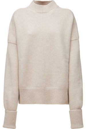 PETER DO Wool Knit Cropped Sweater