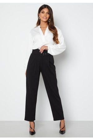 Chiara Forthi Traviata soft suit pants Black S
