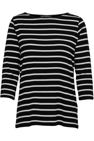 Betty Barclay Shirt Short 3/4 Sleeve T-shirts & Tops Long-sleeved