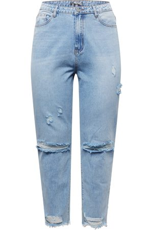 Missguided Plus Dame Jeans - Jeans