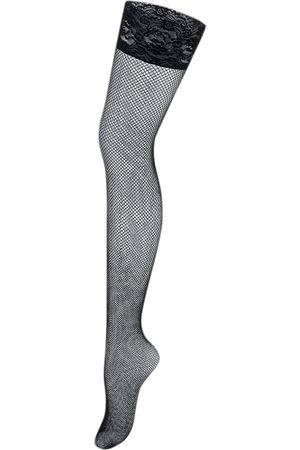 Lascana Dame Sokker - Strømper med holder