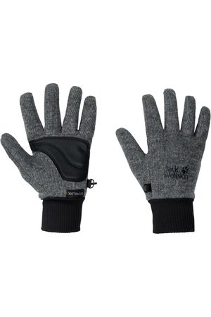 Jack Wolfskin Hansker - Stormlock Knit Glove