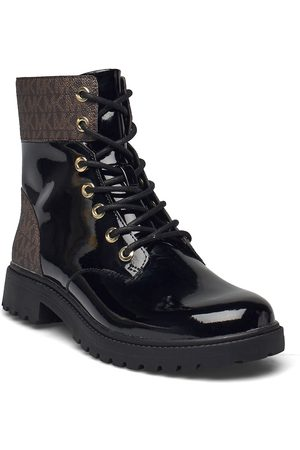 Michael Kors Dame Skoletter - Alistair Bootie Shoes Boots Ankle Boots Ankle Boot - Flat