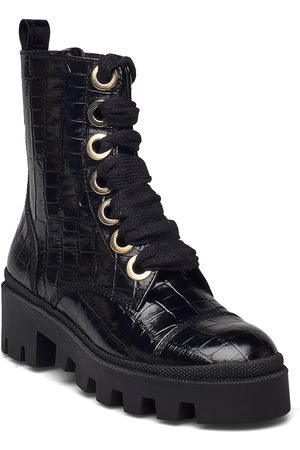 Billi Bi Dame Skoletter - Boots Shoes Boots Ankle Boots Ankle Boot - Flat