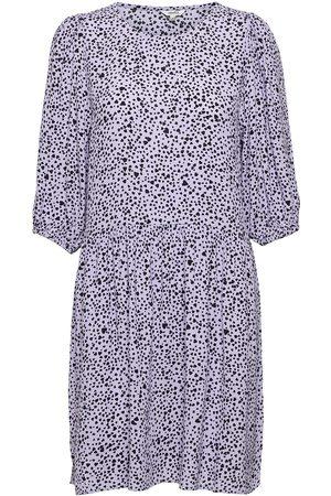 mbyM Reya Dresses Everyday Dresses Blå
