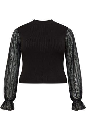 Guido Maria Kretschmer Curvy Collection Skjorte 'Emilia
