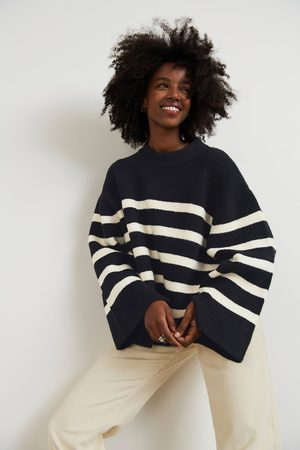 Gina Tricot Alba knitted sweater