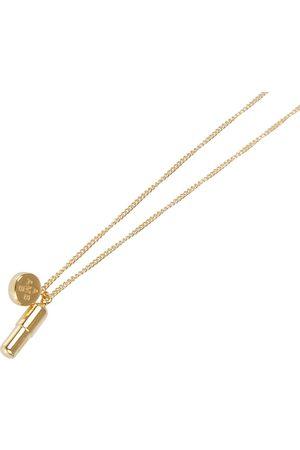Ambush Necklace With Pill Charm Pendant