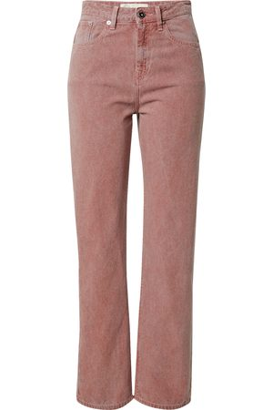 MUD Jeans Dame Jeans - Jeans 'Relax Rose
