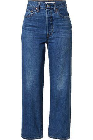 LEVI'S Dame Boyfriend - Jeans 'RIBCAGE