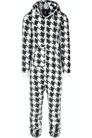 Onepiece Onesies - The New Puppy Jumpsuit Houndsthooth