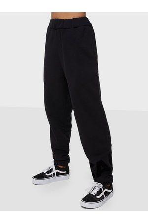 Ball Dame Joggebukser - Cph Flock Sweat Pants Black