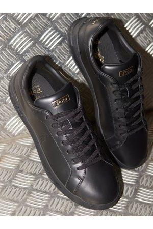 Polo Ralph Lauren Herre Sneakers - Sneakers High Top Lace Sneakers Black