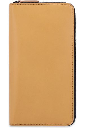 COMMON PROJECTS Leather wallet with logo
